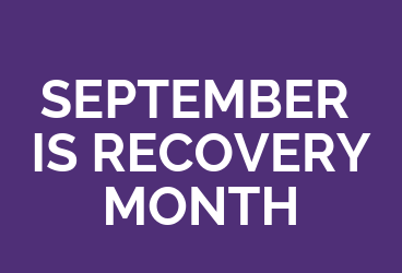 Recovery Month